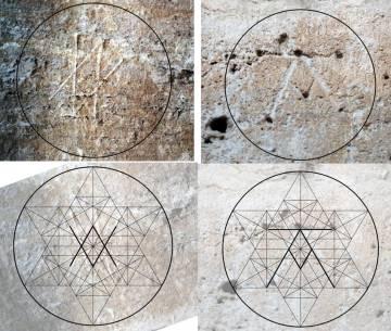 Análisis de la inscripción del Santo Cáliz.