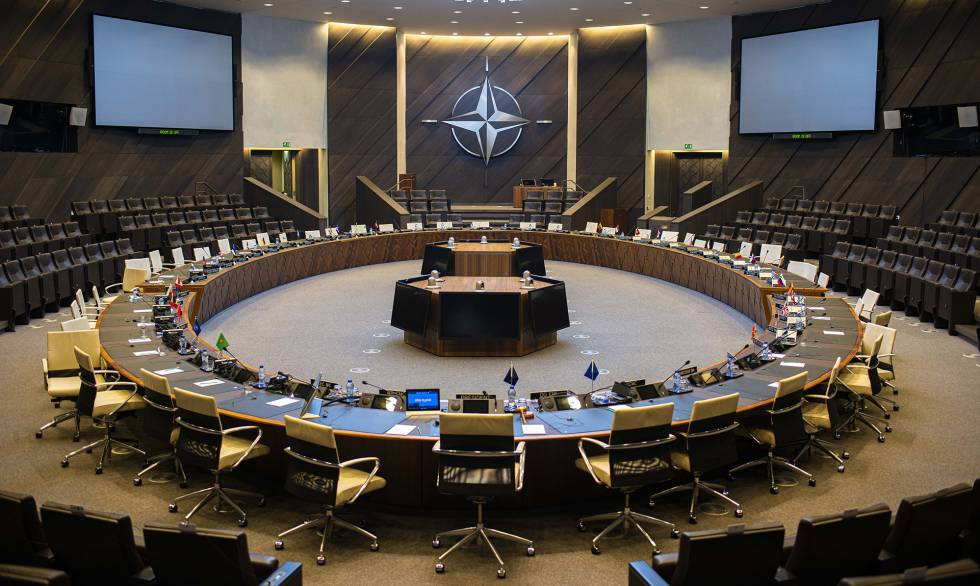 La Sala 1, núcleo de decisión de la Alianza.